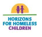 Horizons for Homeless Children